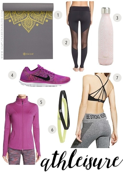 WW: Athleisure 101
