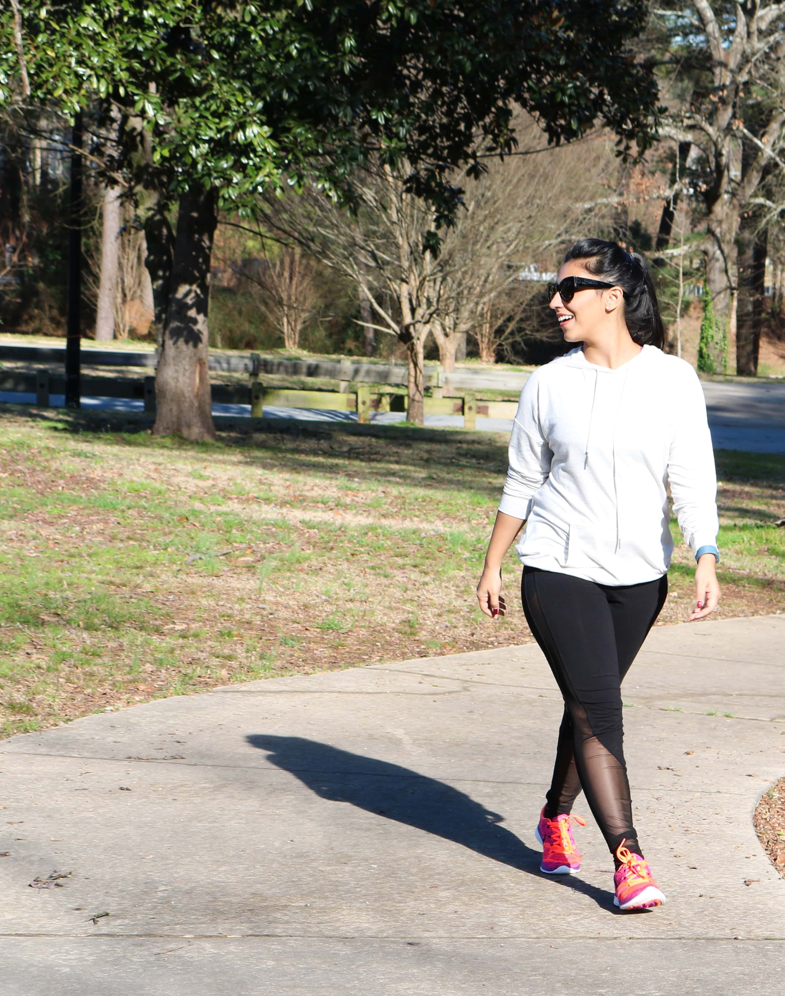 GET FIT WITH FITBIT | Simply Sabrina