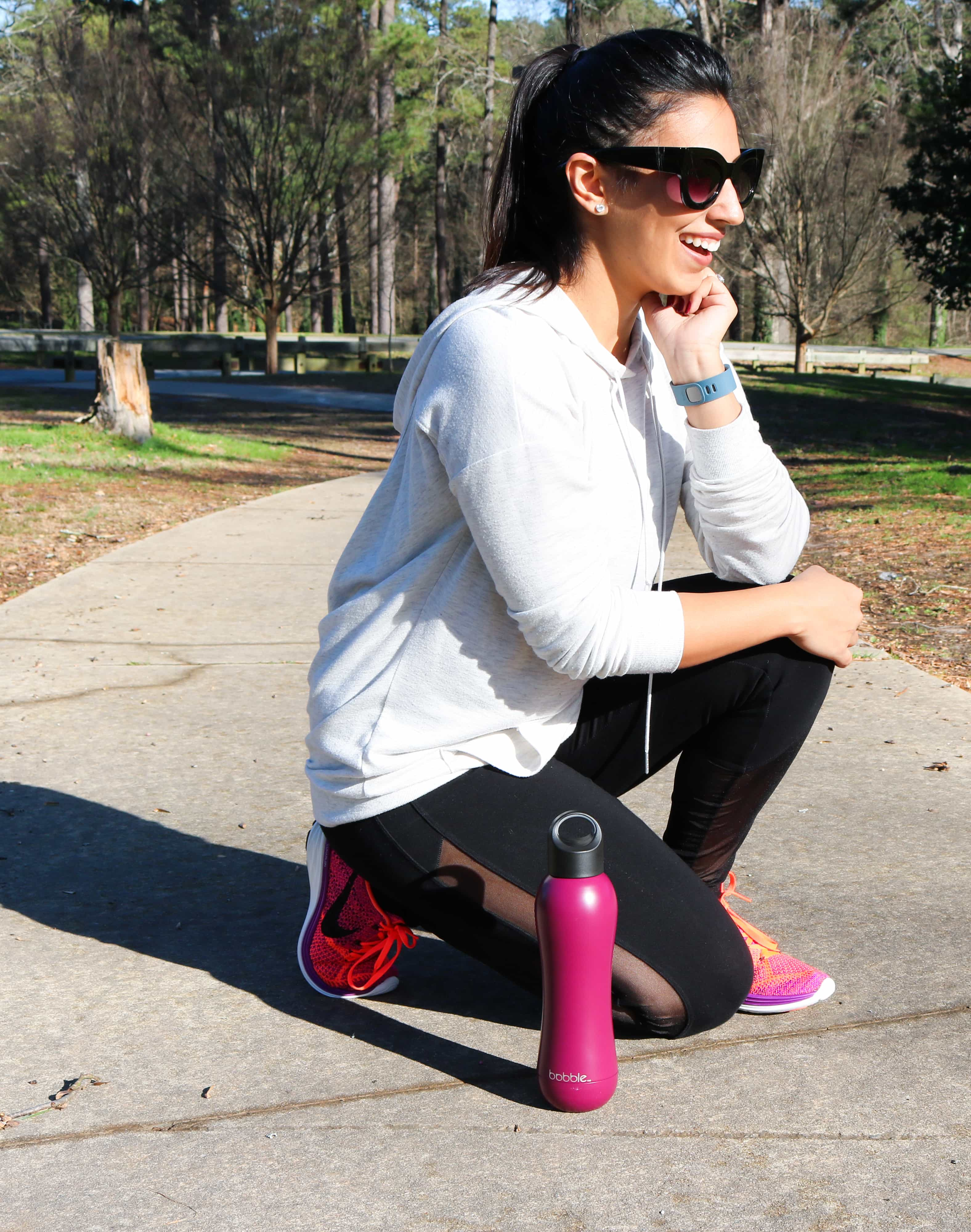 GET FIT WITH FITBIT | Simply Sabrina | Atlanta Lifestyle ...