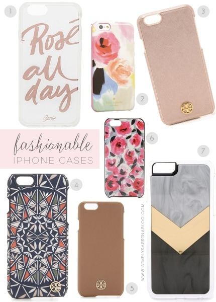 FASHIONABLE & PRACTICAL IPHONE 6 CASES