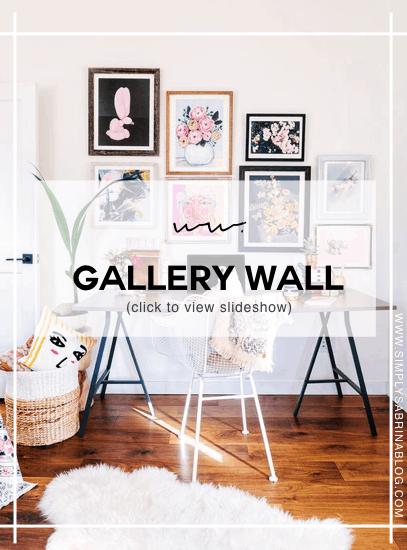 MM: GALLERY WALLS