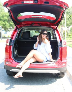 Myrtle Beach Travel Diary with Toyota