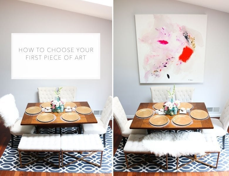 GUIDE TO BUYING ART FOR YOUR HOME