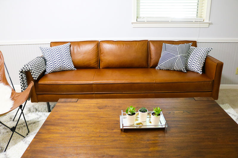 west elm axel sofa