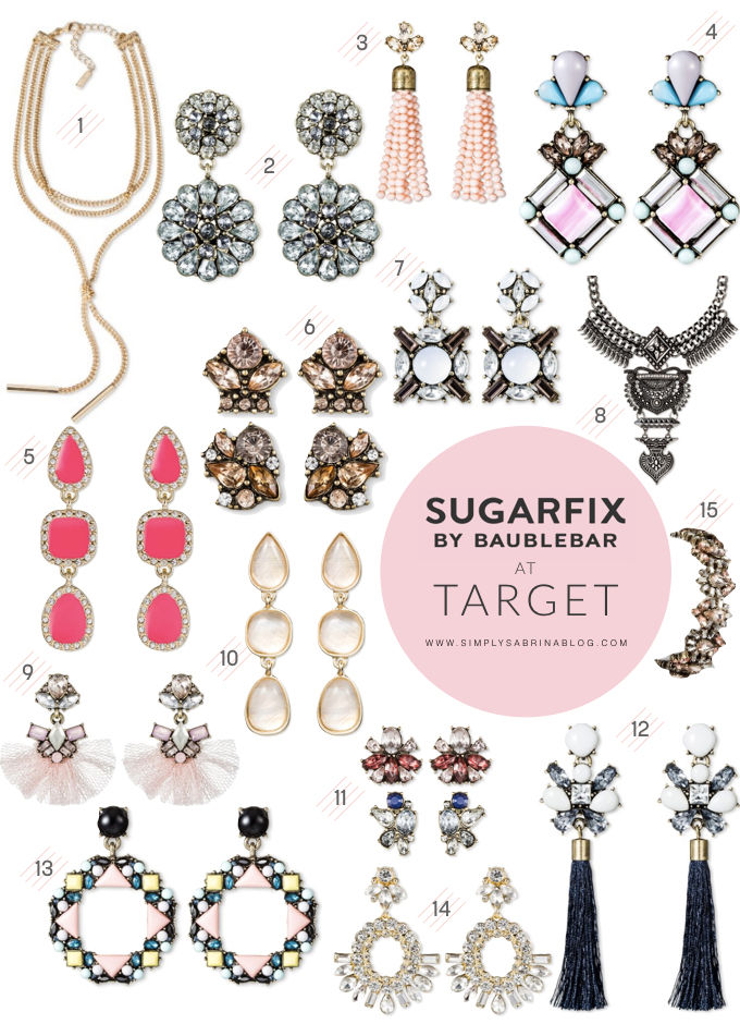 BEST PIECES OF SUGARFIX BY BAUBLEBAR AT TARGET