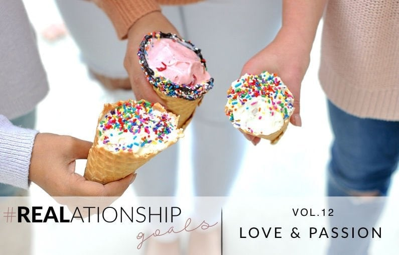 #REALATIONSHIP GOALS | LOVE & PASSION