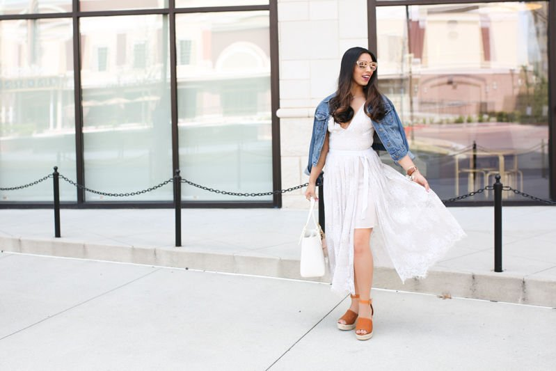 THE PERFECT SUMMER DRESS WITH FREE PEOPLE