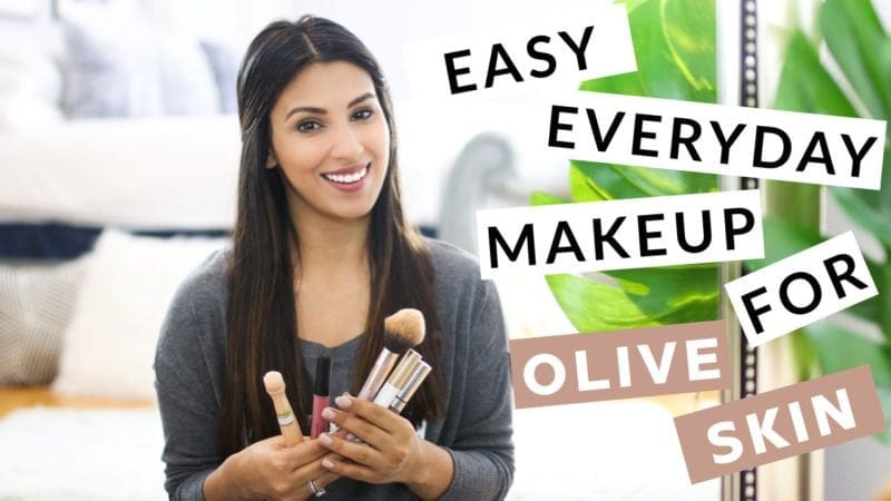 Everyday Makeup Routine for Olive/Indian Skin