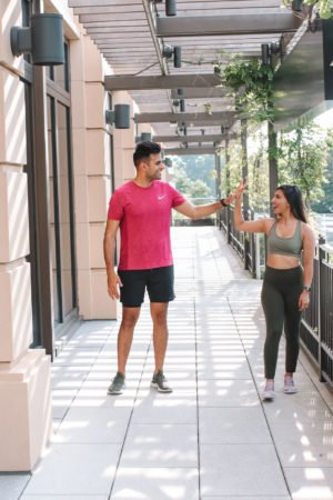 Why You and Your Beau Should Workout Together