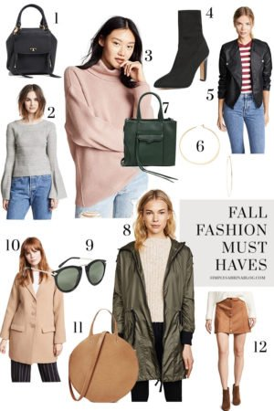 12 Fall Essentials That Your Closet is Begging For