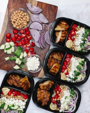 The Best Way To Meal Prep In 30 Minutes