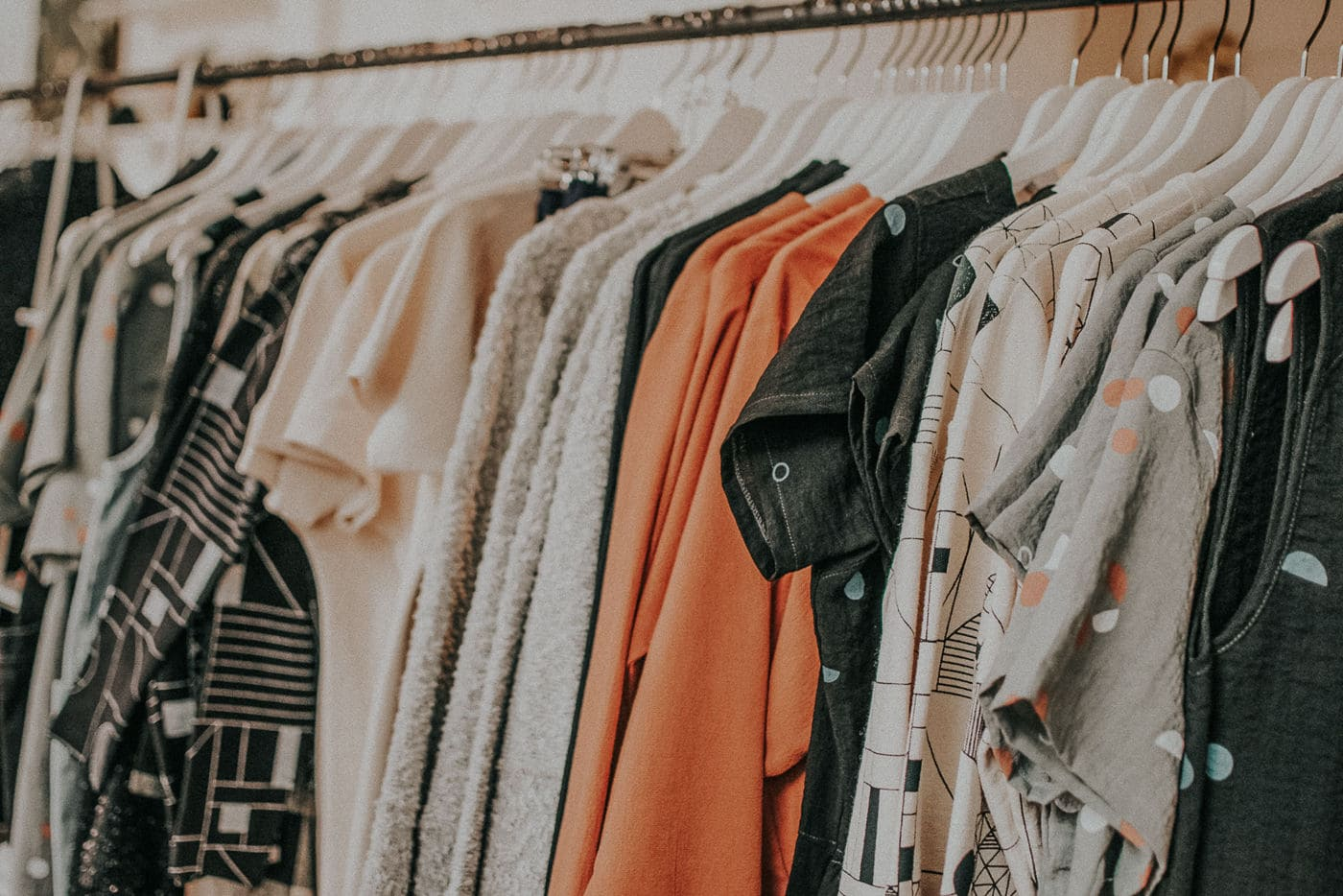 rules for a closet clean out