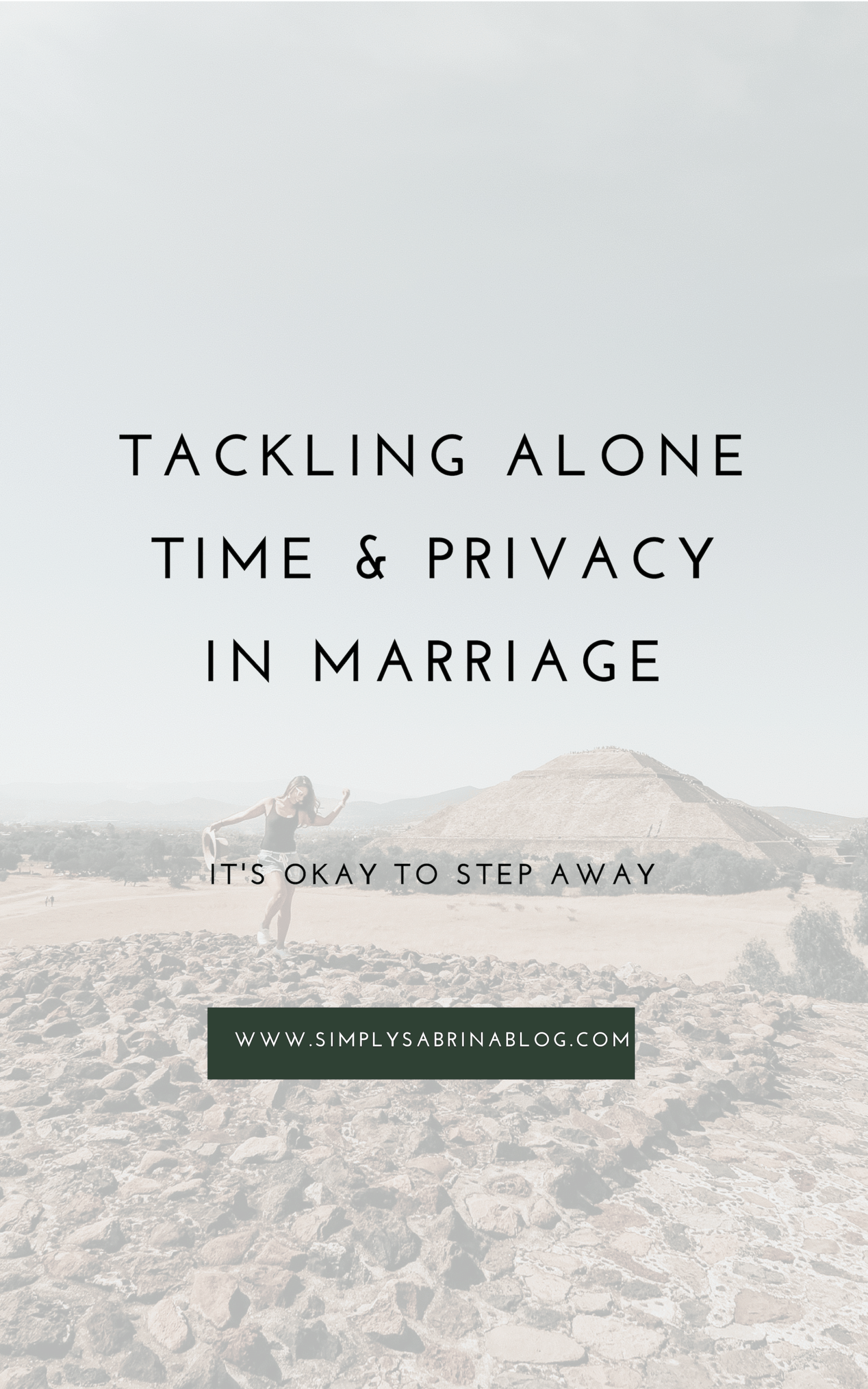 alone time in marriage