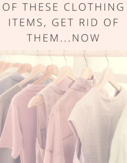 How To Decide What Items To Get Rid Of