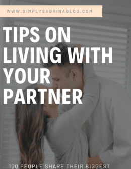 Know This Before Moving In With Your Partner
