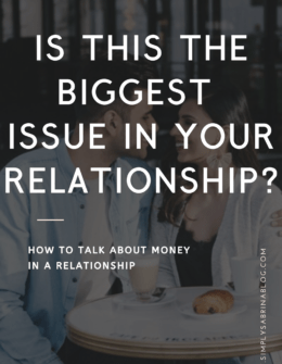 How To Discuss Money In a Relationship