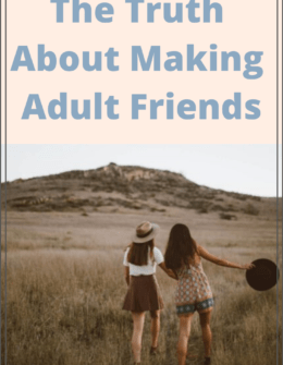 Tips on Making Friends As An Adult