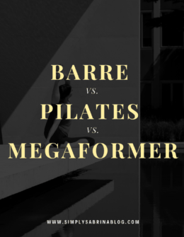 Difference between Barre, Pilates, and Megaformer