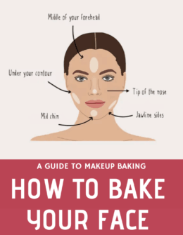 How To Makeup Bake