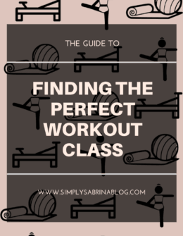 How to Find the Perfect Workout Class