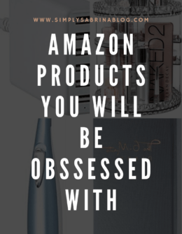 Amazon Gadgets I'm Obsessed With