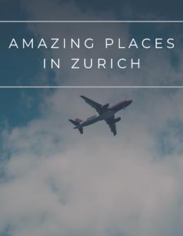 Traveling to Zurich