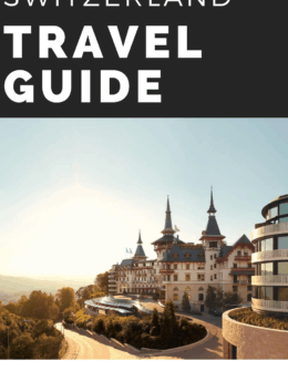What to do in Switzerland