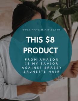 How To Correct Brassy Brunette Hair